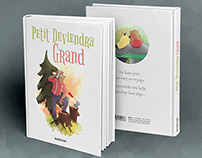 Petit Deviendra Grand - Book Illustration