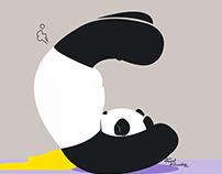 Panda Alphabets