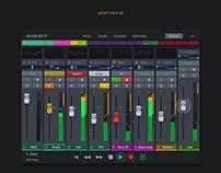 Pro Tools   Control UI