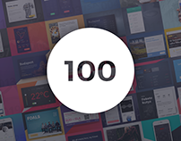 100 Day UI Design Challenge