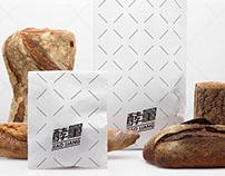 JIAOLIANG bread logo design-酵量面包品牌标志设计