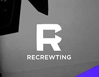 Recrewting Branding