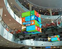 Windows 8 подвесная конструкция