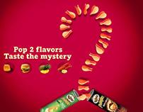 Pringles - Taste Myth (Viral Campaign)