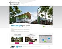 Web Solution -Gainsborough Greens