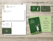 The Garden Condo | Brand Identity Design