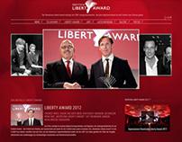 REEMTSMA Liberty Award: CMS Website + Mobil Version