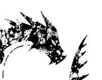 Inked Dragon