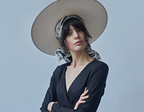 Lookbook Ruzanna Gukasyan fall 2018