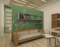 Apartment in Milan #1
