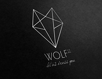 Wolf St - Brand identity