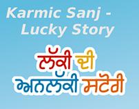Karmic Sanj Gurmukhi/Punjabi Unicode True-Type font