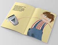 História da Máquina de Esperar —Illustration