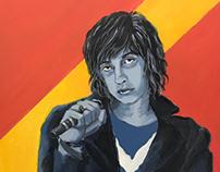 Julian Casablancas Portrait