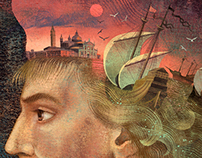 Cover Art The Merchant of Venice by W. Shakespeare