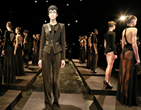 Behind the Scenes:  New York Fashion Week