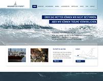 Wegener Jachtwerft: Company Website