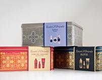 Tesori d'Oriente - Christmas gift sets
