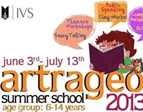 Artrageous Summer Camp