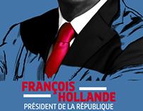 Président de la République par un graphiste