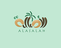 AL-Asalah shop logo