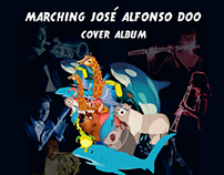 MARCHING JOSE ALFONSO DOO COVER ALBUM ORCHESTRA VERSION