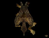 Wings of spade