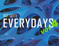 Not Quite Everydays Vol 4