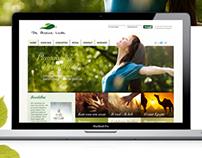 Website De Groene Linde