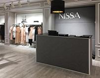 magazin NISSA - Arena MALL