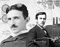 Tesla & Edison