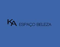 Criação de Conteúdo Social Media - Ka Espaço Beleza
