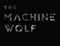 The Machine Wolf | CD Cover