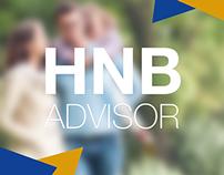 HNB Advisor Android App