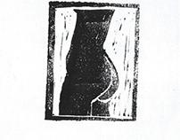 Linoprint Illustrations