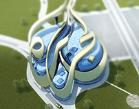 Al Jazeera new building concept design