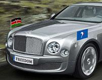 Re imagining President Uhuru's Standard