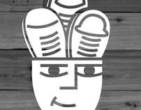 Sneakerhead.com Logo and Business Card