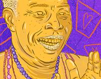 Geovana | Alfabeto do Samba