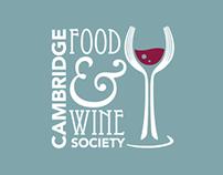 Cambridge Food and Wine Society Logo