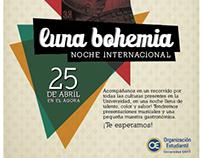 Luna Bohemia-Universidad EAFIT