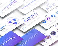 Cryptomania - Multipurpose PowerPoint Presentation
