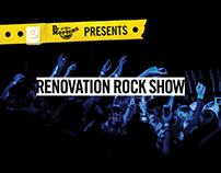 Dr.Martens Renovation Rock Show