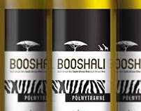 BOOSHALI South African Wine