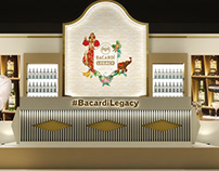 bacardi legacy stage design