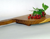 Wood Cutting Board GD