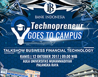 Technopreneur Goes To Campus