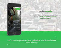 UX Research - CyclooMoody, Hire Cycle & E-bike - UXD