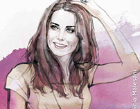 EL PAIS SEMANAL - Kate Middleton, Oct. 2011