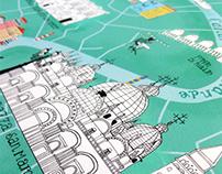 Venice, Italy Map